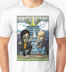 Bill Hicks and George Carlin Unisex T-Shirt
