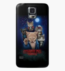 Strange Fur Things Case/Skin for Samsung Galaxy