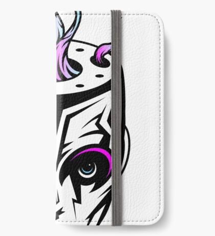 Burn - synthwave remix iPhone Wallet