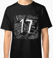 XXXTENTACION - 17 T Shirt Classic T-Shirt
