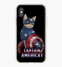 Captain Americat iPhone Case