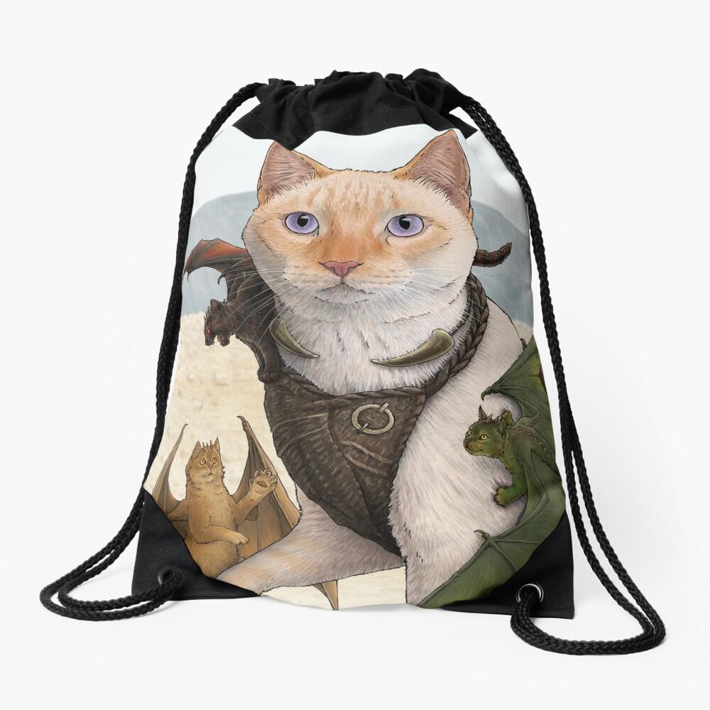 Catleesi Drawstring Bag
