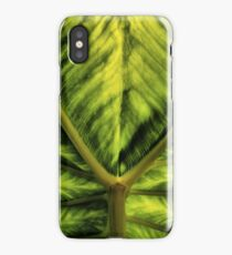 Leaf Patterns iPhone Case/Skin