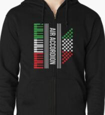 Air Accordion Italian T-Shirt