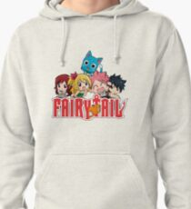 Fairy Tail Chibi Pullover Hoodie