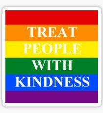 TPWK LGBT+ Pride Sticker
