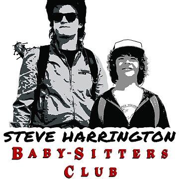 Steve Harrington - Babysitters Club by Numnizzle