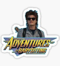 Stranger Things - Steve Harrington Sticker