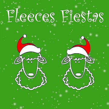 Fleeces Fiestas | Happy Holidays by Perspectvas