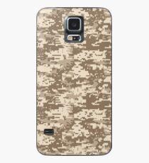 Funda/vinilo para Samsung Galaxy Desert Digital Camo