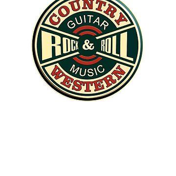 Country Western Rock'roll by mayala