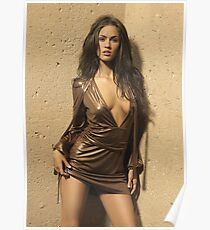 Megan Fox Sexy Poster