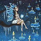 Winter Fairy by amandakaybaker