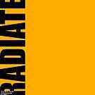 RADIATE Sign Off by MAGDALENE CARMEN