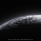 Pluto At Twilight by MarcoD