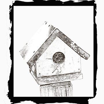 Bird House Dreams by kdugan01