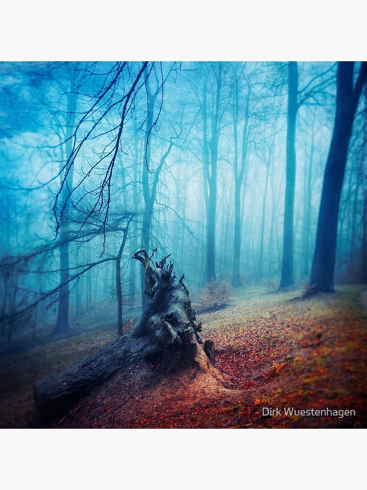silent sadness by DyrkWyst