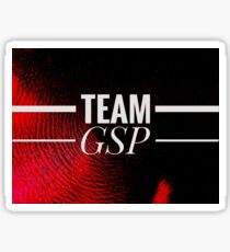 TEAM GSP Sticker