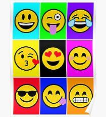 emoji-pop Poster