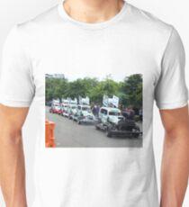 Manawatu Mustangs Superstock Team Unisex T-Shirt