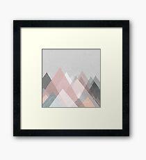 Graphic 105 Framed Print