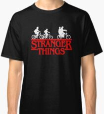 Stranger Things Bike Classic T-Shirt