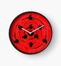 ENCRE de l'oeil suprême Horloge