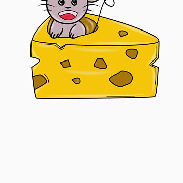 I Love Your Cheese by Rainy