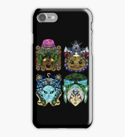 You've met with a terrible fate, haven't you? iPhone Case/Skin
