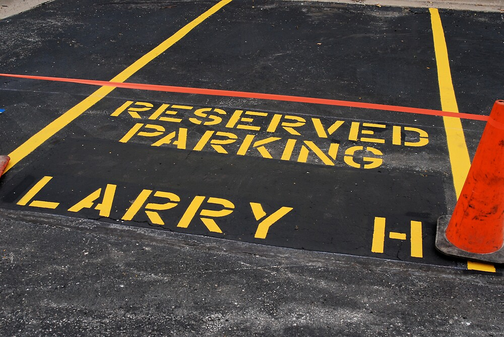 Reserved by Robert Baker