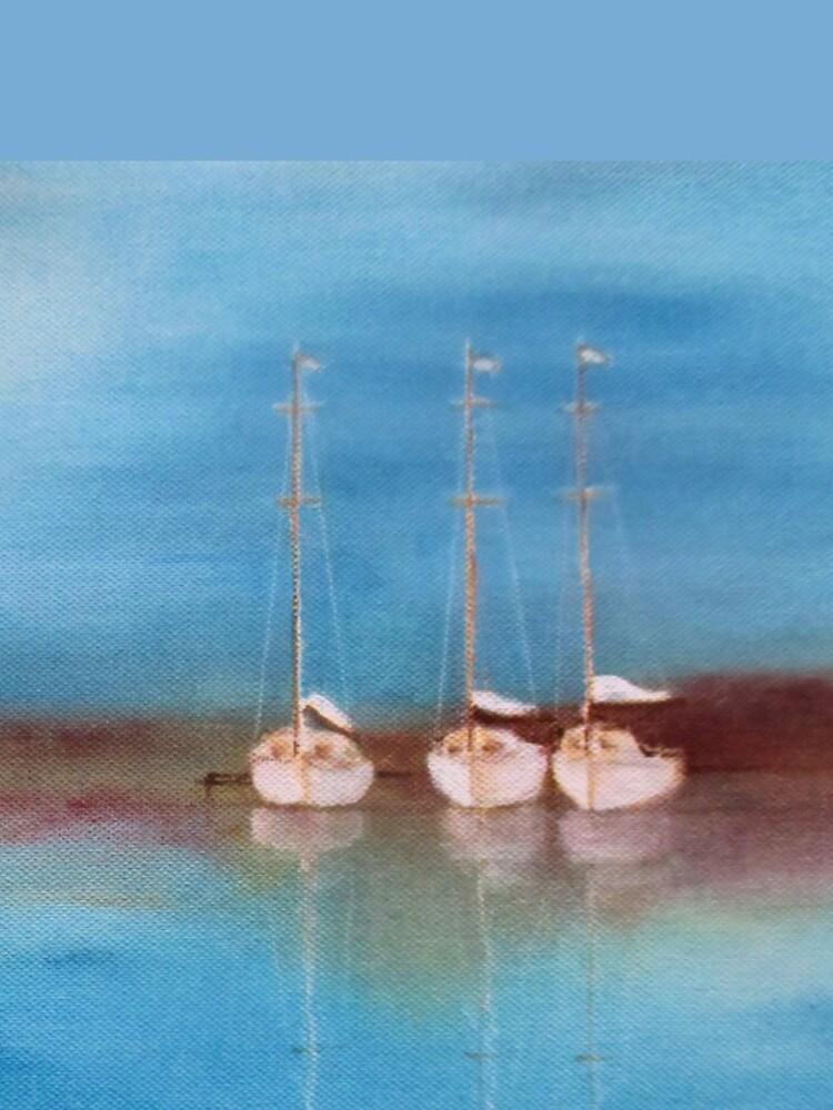 Yacht Haven by valzart