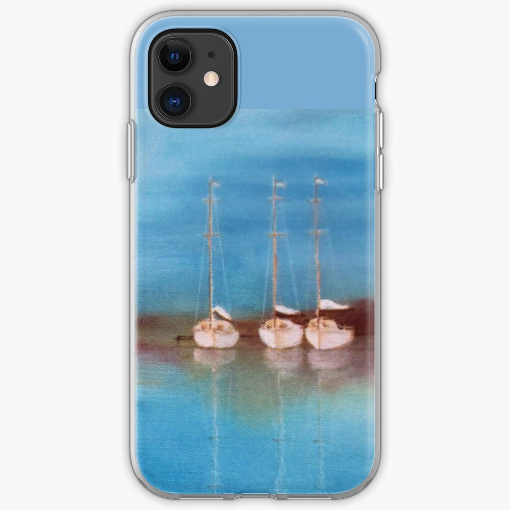 Yacht Haven iPhone Case & Cover