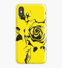rose vector image print iPhone Case/Skin