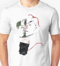 CELLULAR DIVISION II by elena garnu Unisex T-Shirt