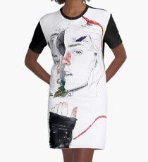 DIVISIÓN CELULAR II by elena garnu Vestido camiseta