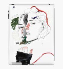 CELLULAR DIVISION II by elena garnu iPad Case/Skin