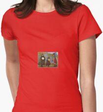 Team Minato  Women's Fitted T-Shirt