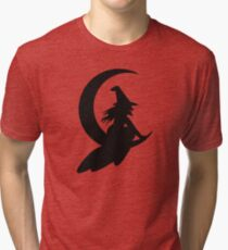 Witch Wishes Tri-blend T-Shirt