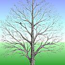 AUTUMN TREE by RainbowArt