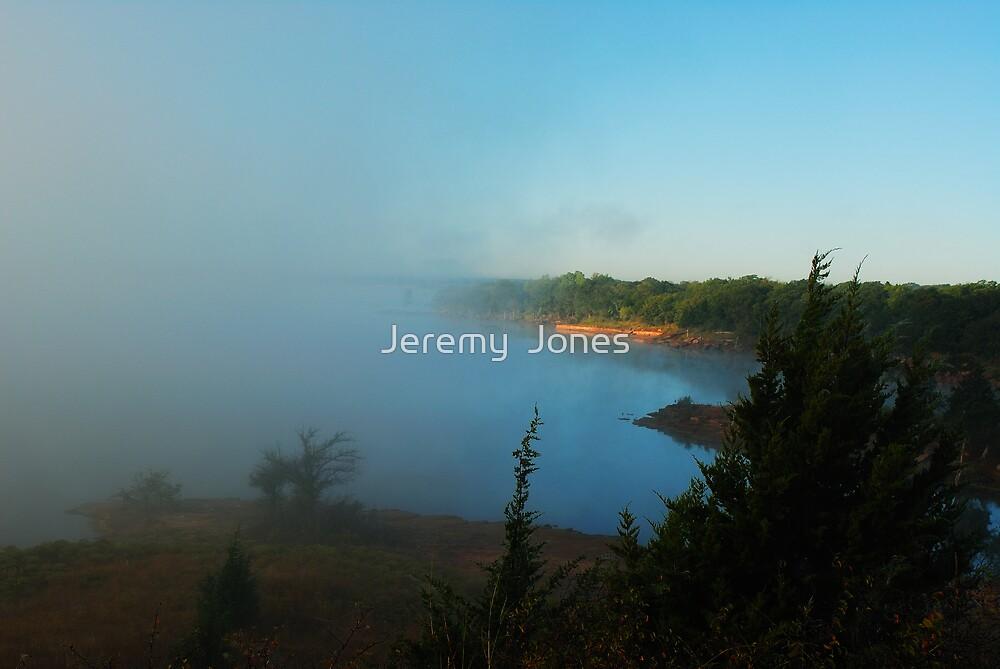 Silence in the Fog! by Jeremy  Jones
