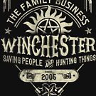 A Very Winchester Business by Arinesart