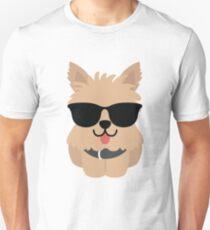 Cairn Terrier Emoji   Unisex T-Shirt