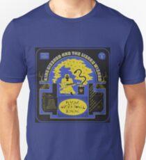 King Gizzard & The Lizard Wizard - Flying Microtonal Banana T-Shirt