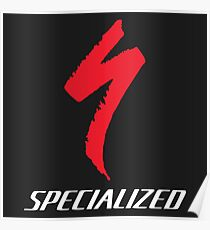 specialized logo Poster
