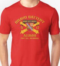 Bump City Rocks! Slim Fit T-Shirt