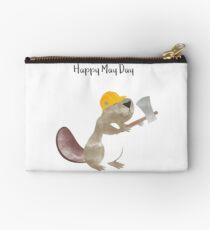 Happy May Day - Labor Day Studio Pouch