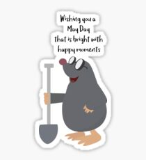 Wishing you a Labor Day that is bright with Happy moments Sticker