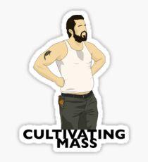 Cultivating Mass Design Sticker