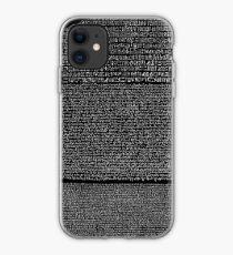 Rosetta Stone iPhone-Hülle & Cover