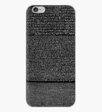 Rosetta Stone iPhone-Hülle & Cover